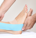 Kinesio Taping - The Foot Pod
