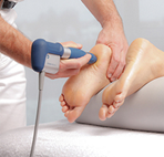 RV Shockwave Therapy - The Foot Pod