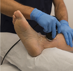 Laser / Ultrasound Therapy - The Foot Pod